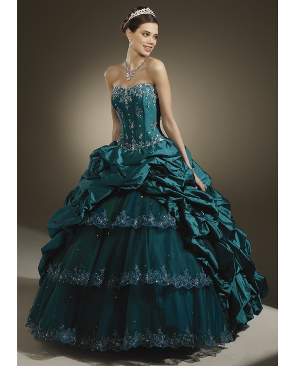 Cheap Ball Gown Prom Dresses, Beautiful Gown Dresses Sale, Dresses ...