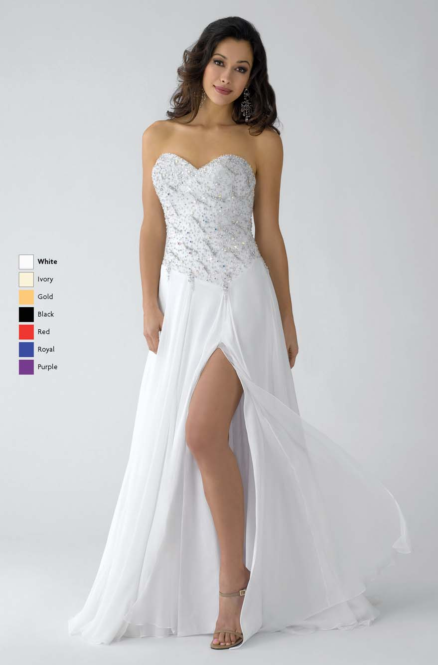 81d403ea4 White Homecoming Dresses Under 50 | Huston Fislar Photography